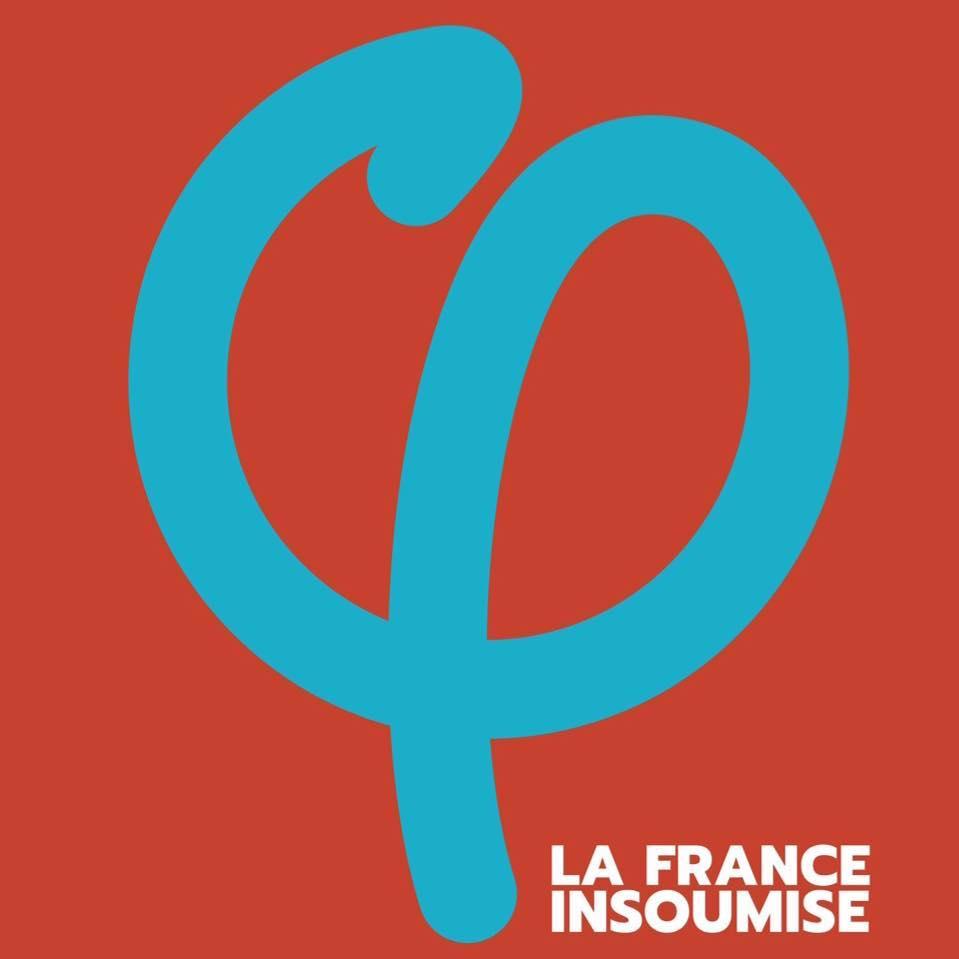 image logo france insoumise